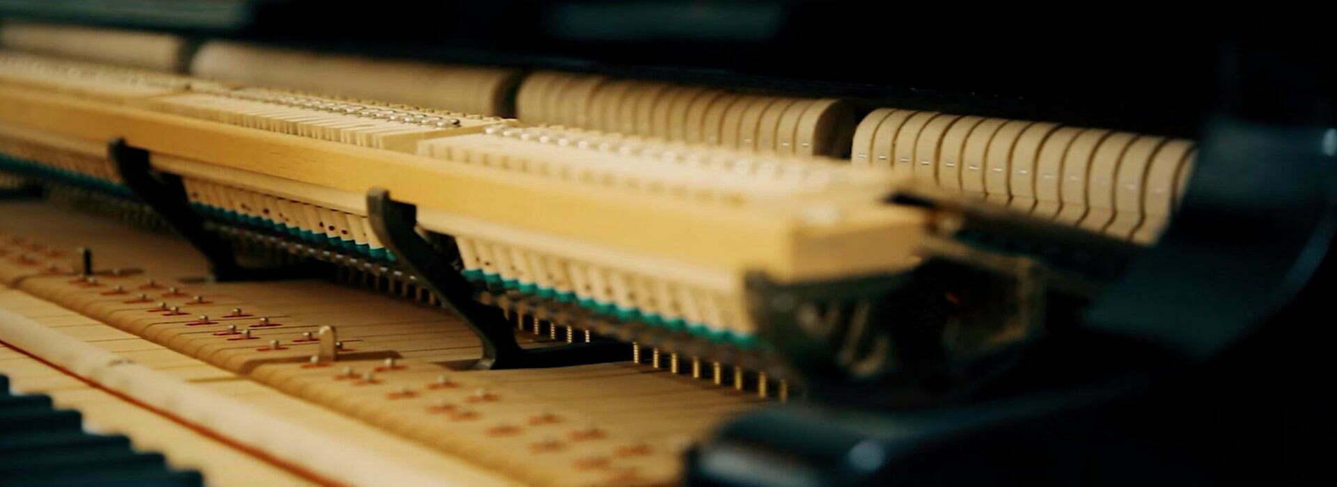 诺英德曼钢琴 - 德国百年钢琴品牌