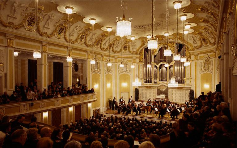 维也纳演奏厅