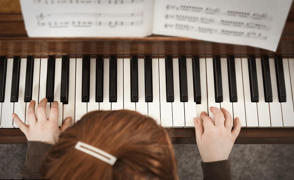 钢琴技巧性训练
