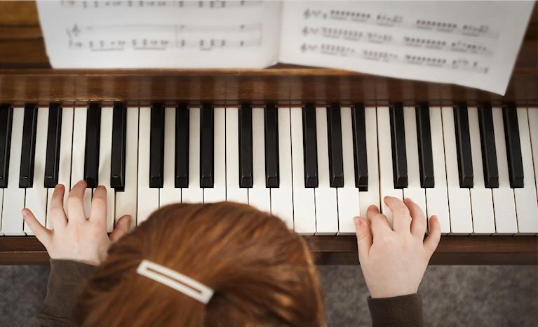 儿童钢琴启蒙