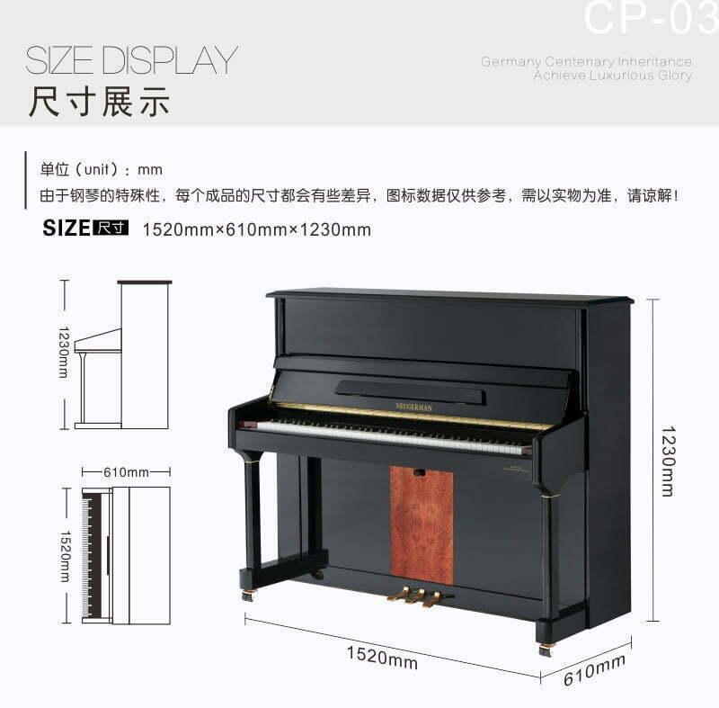 诺英德曼CP系列 CP-03