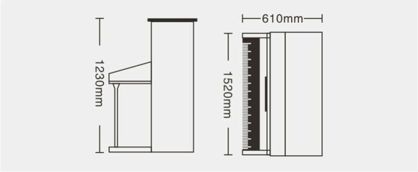 诺英德曼i系列Model: i3