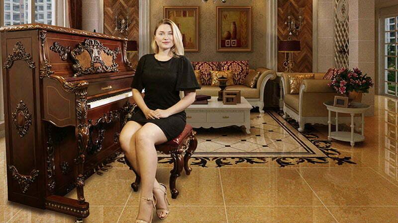 诺英德曼钢琴老师