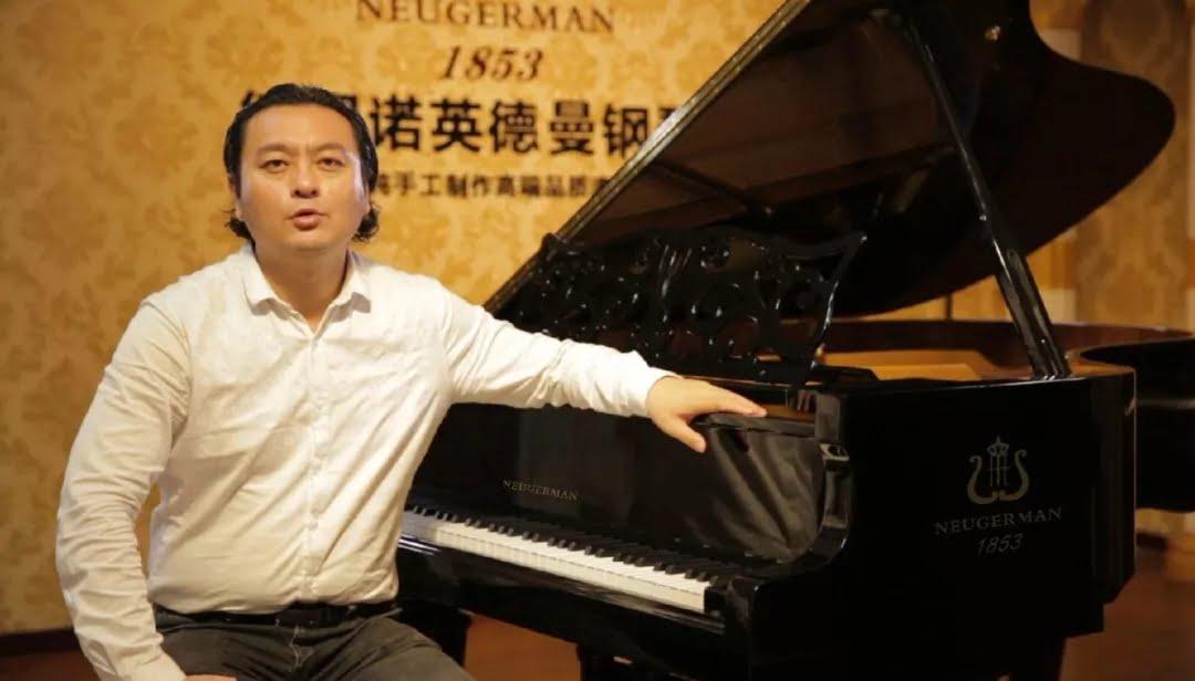 流行钢琴演奏家 项翊
