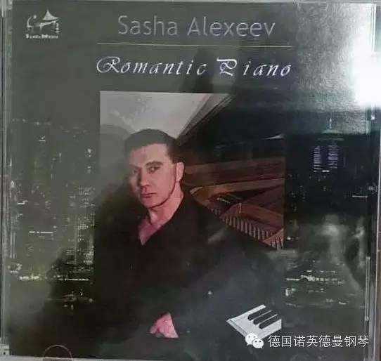 萨沙·阿列克谢耶夫 Sasha Alexeev