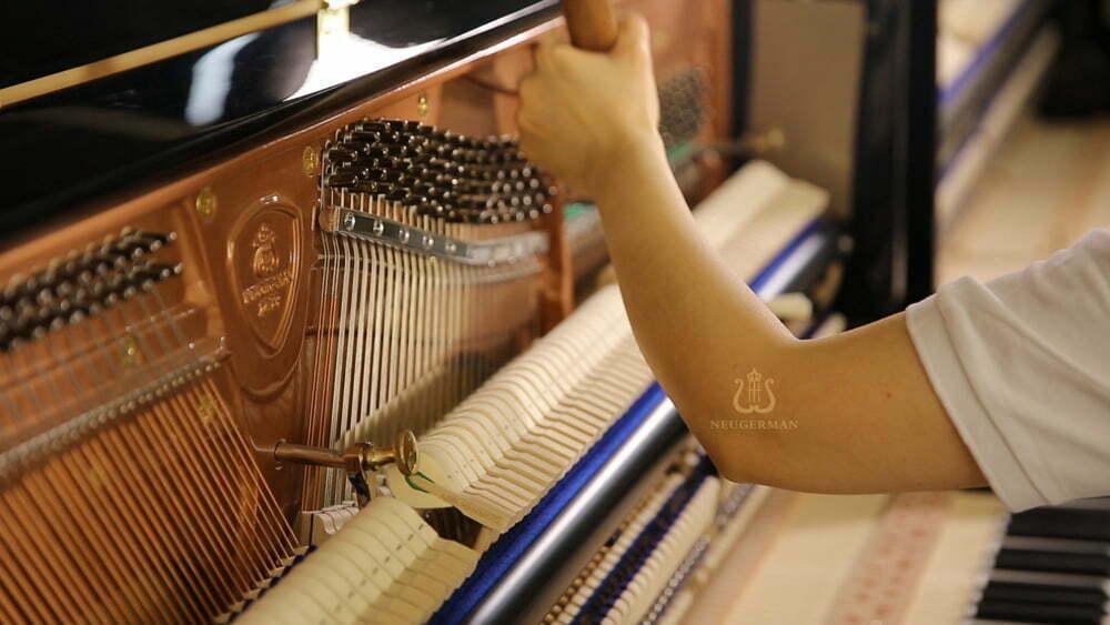 钢琴调律周期