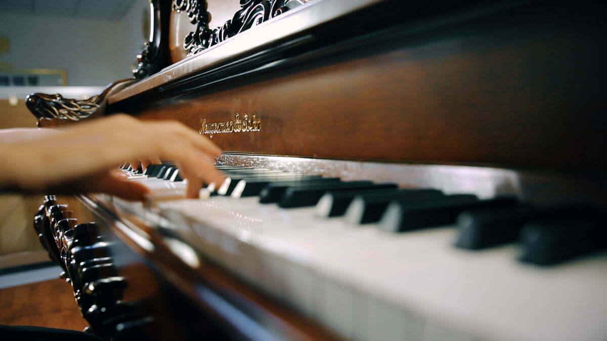 掌握琶音练习