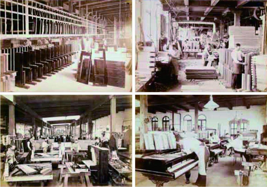 诺英德曼品牌历史