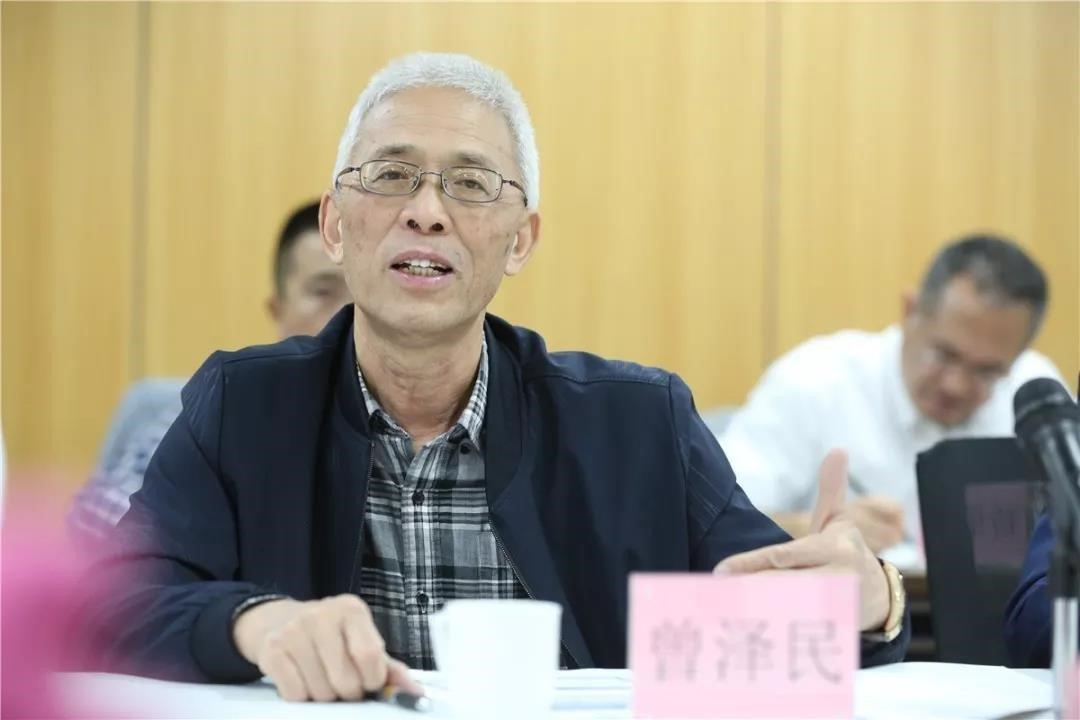 中国乐器协会常务副理事长曾泽民