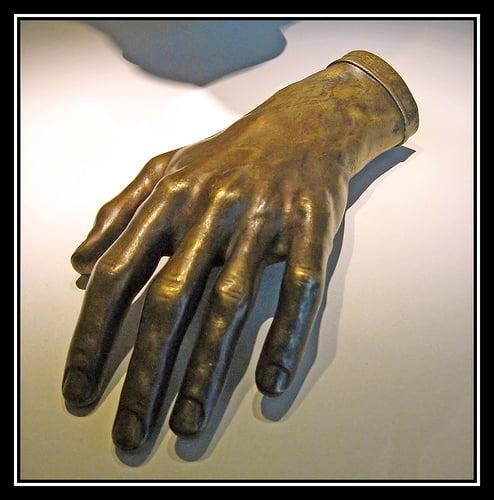 钢琴大师-肖邦的手