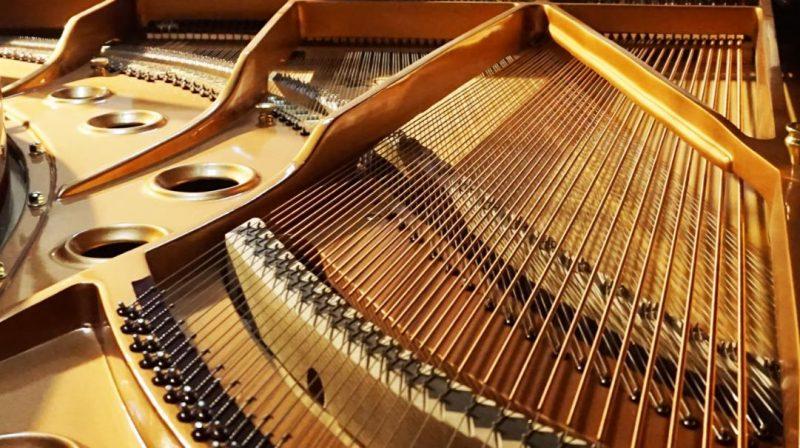 三角钢琴琴弦音板