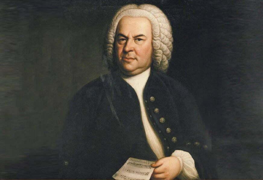 Baroque John-Sebastien-Bach