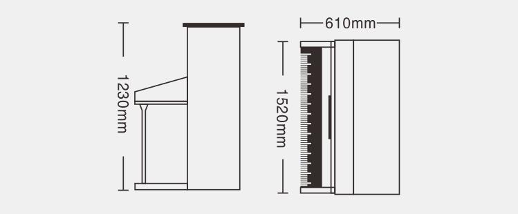 诺英德曼 原装进口N系列 Model: N-03B