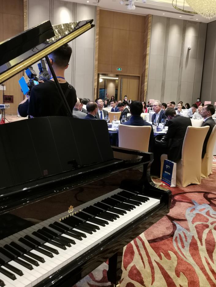 诺英德曼钢琴‖中欧企业投资论坛暨贝多芬诞辰250周年纪念活动